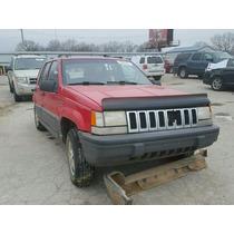 Jeep Grand Cherokee 1993-1998: Caja De Velocidad (transmicio