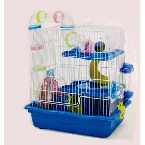 Jaula Para Hamster Fresno 2 Redkite Dym012