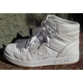 Zapatillas Qix, adidas, Nike, Air Max Unisex Blancas 37/38