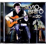 Cd Sílvio Brito - As 20 + Mais (original E Lacrado)
