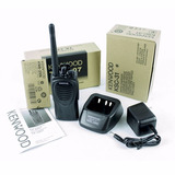 Radio Kenwood Tk-2207 Vhf Bomberos Nueva Providencia
