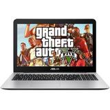 Portatil Gamer Asus X555q Amd A10 8gb 1tb Video 2gb Win10
