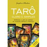 Tarô Claro E Simples - Caixa Com 78 Cartas