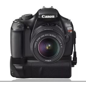 Canon Eos Rebel T3 + Lente 18-55 + Battery Pack + 2 Baterias