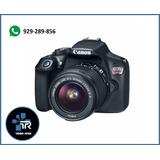 Camara Canon Eos Rebel T6