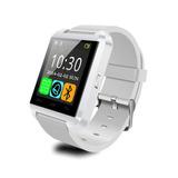Envío Gratis Reloj Smartwatch U8 Pro Blanco Y Negro