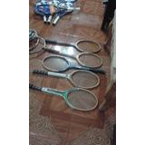 Raquetas De Colecciom Antiguas Varias Marcas Y Modelos
