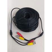 Cable Siames C/conectores Hembra A Macho P/cctv 40 Mts F30