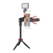 Kit Youtuber Para Smartphone Boya By-mm1 + Boya By-vg350