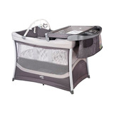 Infanti - Illusions Corral Cuna Charcoal