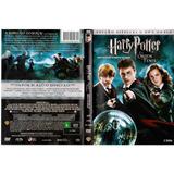 Dvd Duplo Harry Potter E A Ordem Da Fênix, Original Novo
