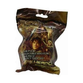 Heroclix - The Hobbit The Desolation Of Smaug - Booster