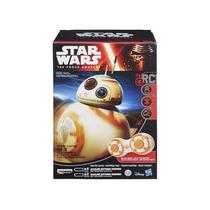 Kit Droid Bb8 C/ Controle Remoto E Nave Falcon Star Wars