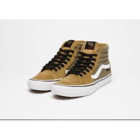 Vans Hi Pro Covert Green White R$ 429,99 N 39-41 Supply Sn