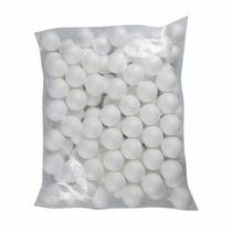 Bola Em Isopor 3,5cm - Pacote Com 100un