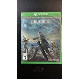Final Fantasy Xv Xbox One Nuevo