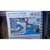 Kit Sports Pack Para Nintendo Wii - 40 En 1