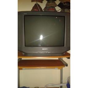Televisor Sony Trinitron 21 Usado-excelente Estado