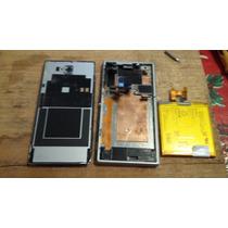 Sony Xperia M2 Pabtalla Y Touch Tapa Pila Barato Envio