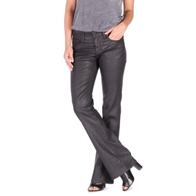 Jeans Oxford Negro Mujer Emelle Lee