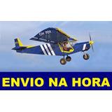 Projeto Avião Stol Ch 701 Ultraleve Monoplano B + Brindes