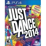 Just Dance 2014 Playstation 4 Ps4. Nuevo Sellado!!! Tienda