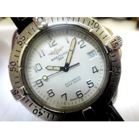 cf7b38eab0a Breitling A17035 Automatico - Relógios no Mercado Livre Brasil