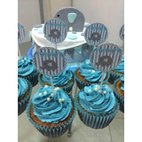 Cupcakes Toppers Personalizados