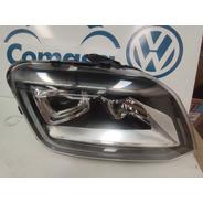Farol Direito Amarok Com Lampadas Original Volkswagen