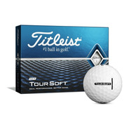 Pelotas Titleist Tour Soft X 12 Unid. Golflab