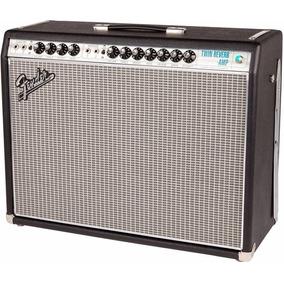 Fender Amplificador Para Guitarra ´68 Custom Twin Reverb Amp