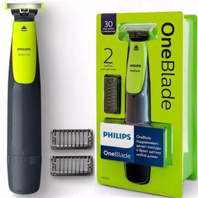 Barbeador Philips Oneblade Qp2510/10 Seco Molhado