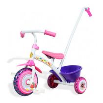 Triciclo Infantil Con Manija Chicos Nena Peppa Pig