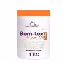 Botox Capilar 1kg New Liss Hair Uso Profissional