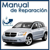 Manual De Reparación Y Diagnósticos Dodge Caliber En Inglés