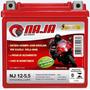 Bateria Ybr 125 E / Ed / K (ate 2010) 12v-5,5ah - Naja