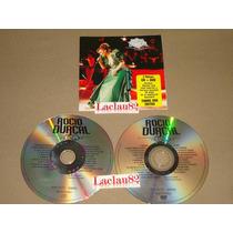 Rocio Durcal El Concierto En Vivo 2005 Bmg Cd + Dvd