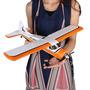 Avião Rc 3d Xk A600 5ch 3d6g Motor Brushless Aeromodelo Lipo