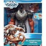 Max Steel Elementor Metal