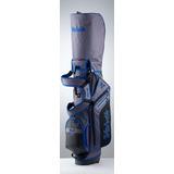 Bolsa Golf Marca Volvik Color Azul Tipo Stand Caddie Bag
