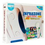 Mi Wii Infrazone 48 Juegos + 2 Controles + Raquetas Bate New