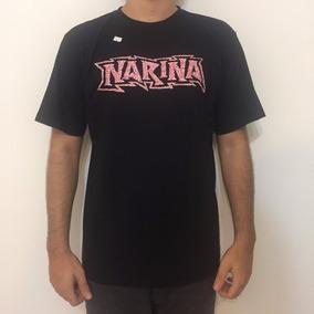 Camiseta Camisa Skate Narina Skatista Skateboard Slickers