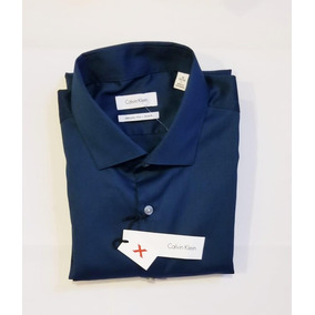 Camisa Azul Calvin Klein Talla L