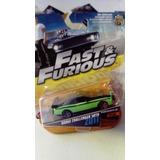 Rapidos Y Furiosos Dodge Challenger Srt8 2011. Mattel.