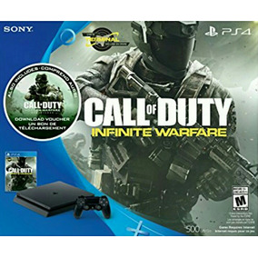 Ps4 Slim Call Of Duty Infinite Warefare+500 Gb Nuevas!