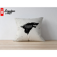 Almofadas Decorativas Casas De Game Of Thrones 30x30 Premium