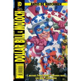 Antes De Watchmen: Dollar Bill & Moloch - Vol. 07