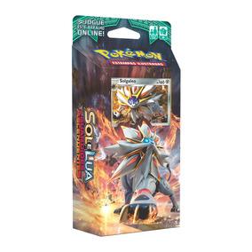Deck Pokémon Sol E Lua 2 Guardiões Ascendentes Solgaleo