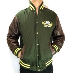 Jaqueta Casaco Blusa Most Collection Cowboys Verde