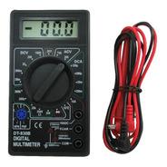 Multimetro Digital Dt830b Compacto Con Pila Incluida
